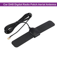 Car DAB Digital Radio Patch Aerial Antenna for Pioneer Sony JVC Kenwood Alpine