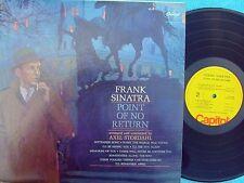 Frank Sinatra US Reissue LP Point of no return EX Capitol SM1676 Jazz Vocal