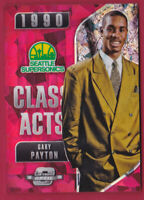 2018-19 Panini Contenders Optic Class Acts Red Cracked Ice #6 Gary Payton