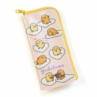 Gudetama Sanrio [New] Pencil Case (with Band) Kawai Cute Japan Free Shipping
