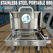 Natural Gas Stainless Steel BBQs