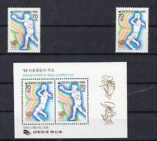 Corea del Sur Olimpiada de Seul año 1985 (CP-313)