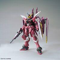 BANDAI MG 1/100 ZGMF-X09A JUSTICE GUNDAM Model Kit Gundam SEED NEW from Japan