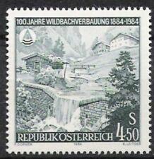 Österreich Nr.1779 ** Wildbachverbauung 1984