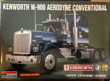 Revell 1/16 Kenworth W-900 Aerodyne Conventional Plastic Model Kit 85-2508