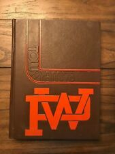 """Towayam"" Winter Park High School Yearbook 1978 Florida signatures"