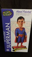 DC SUPERMAN ORIGINALS BOBBLE HEAD KNOCKERS NECA ACTION FIGURE COMICS DIRECT