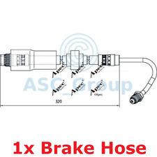 APEC BRAKING 340mm Scheibe Bremssattel flexibel GUMMISCHLAUCH hos4119