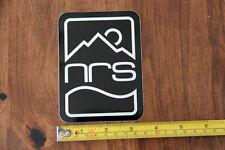 Nrs Kayaking Sticker Decal Black New