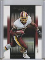 2005 ULTIMATE COLLECTION #499/550 CLINTON PORTIS #98 WASHINGTON REDSKINS