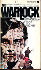 The Warlock by Wilson Tucker-Avon First Paperback Printing-1969
