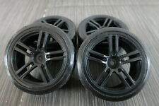 1/10 Rally Car DRIFT + Tire for Traxxas HSP Tamiya HPI Kyosho 4Pcs