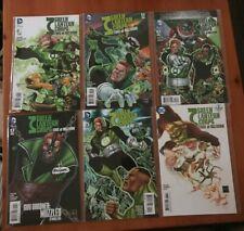 Green Lantern Corps 1-6 (6 Books) - Comic Book - B32-49