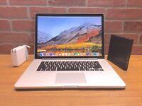 "Apple 15"" MacBook Pro Retina / QUAD Core i7 / GeForce / OS-2017 / 3YR WARRANTY!"