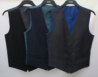 M&S Limited Collection Sizes S & M Slim Fit Waistcoat Bnwt Free Postage