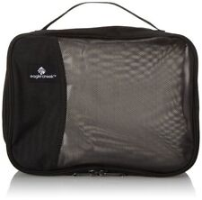 Eagle Creek EC-41198010 BLACK Pack-It Clean Dirty 1/2 Cube Travel Gear Organizer