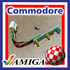 GENUINE COMMODORE AMIGA A600 LED MODULE WITH SCREW