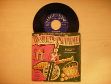 Magic-Tone Records TIN SOLDIER/NIGHTINGALE 45rpm 50s