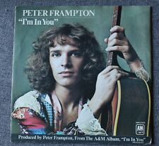 Peter Frampton, i'm in you / st thomas (don't you know how i feel, SP - 45 tours