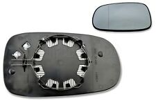Saab 9-3 9-5 /03-09 Left Side (Passenger) Heated Door Mirror Glass 12795601