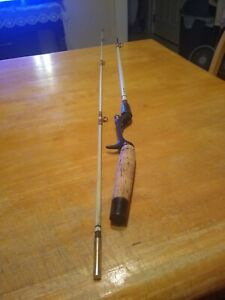 """Details about  /1-Shakespeare Wonderod No.FY-8 110 2-pc 8/' 6/"""" VTG Fly Fishing Rod Collectible"""