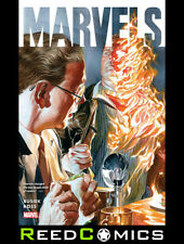 MARVELS 25TH ANNIVERSARY HARDCOVER (504 Pages) New Hardback