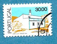 PORTUGAL stamp 1985 Architecture SG2008 Algarve House