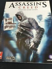 Assassin's Creed PC Official Game Guide With Poster ISBN9780761555575