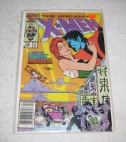 The Uncanny X-Men #204 (Apr 1986, Marvel)