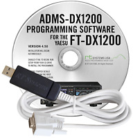 RT-SYSTEMS ADMS-DX1200 USB Cable & RT Systems Software FT-DX1200