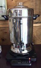 Hamilton Beach 60 Cup Coffee Urn Model D50065