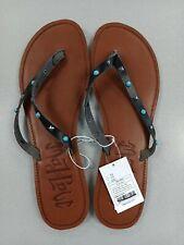 Mad Love Women's Sandals - Size 12 - Black / Zenda