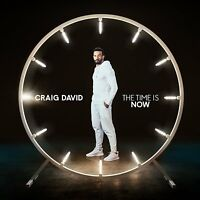 CRAIG DAVID - THE TIME IS NOW (DELUXE)   CD NEW!