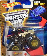 Hot Wheels Monster Jam Contemporary Diecast Cars, Trucks & Vans