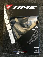 New Time Xpro 10 Carbon Road Bike Cycling Pedals with cleats Black