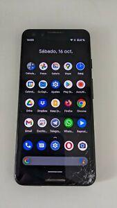 Smartphone Google Pixel 3 64GB NEGRO LIBRE