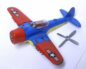 NICE VINTAGE HUBLEY #495 FIGHTER BOMBER AIRPLANE