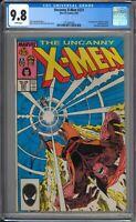 Uncanny X-Men 221 CGC Graded 9.8 NM/MT 1st Mr Sinister Marvel Comics 1987