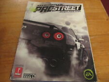 """""""Need For Speed Pro Street"""" Official Prima Strategy Guide"""