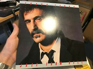 Frank Zappa - Jazz from Hell UK LP (Excellent condition)