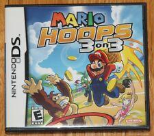 Mario Hoops , Adventure Time, Crash Boombang, Nintendogs SIMMS Pets Nintendo DS
