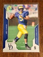 2008 UD NFL Draft Edition Football ROOKIE #/100 - Joe Flacco RC - RAVENS