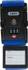 ABUS 620TSA/192 Kofferband | Koffergurt blau