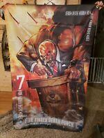 Five Finger Death Punch flag 3'x5' Huge