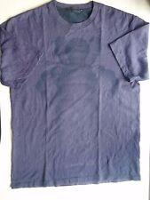 VINTAGE ORIGINALFAKE tshirt L KAWS CHUM MICHELIN MAN medicom supreme japan RARE