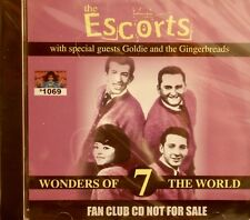 THE ESCORTS & GOLDIE & THE GINGERBREADS - 25 Tracks on CBR #1069
