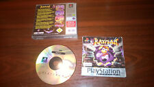 SONY PLAYSTATION 1 PS1 - RAYMAN #G44 BOXED