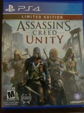 Assassin's Creed: Unity - Limited Edition PS4 Game