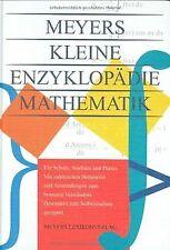 Meyers kleine Enzyklopädie Mathematik von Gottwald, Sieg...   Buch   Zustand gut