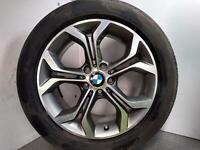 """2015 BMW X3 F25LCI 18"""" Alloy Wheel + 4mm Pirelli Tyre 245/50R18 160"""